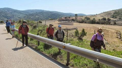 5º Etapa Vallivana-Morella 066