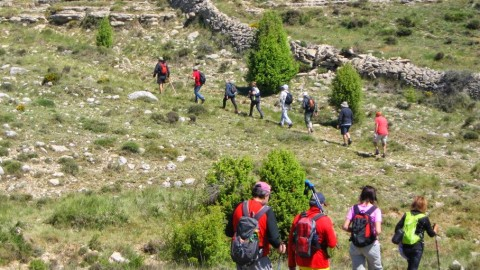 5º Etapa Vallivana-Morella 086