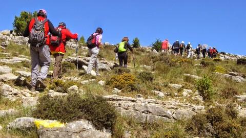 5º Etapa Vallivana-Morella 087