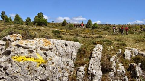 5º Etapa Vallivana-Morella 090