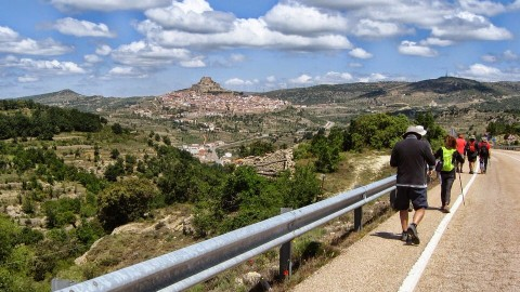 5º Etapa Vallivana-Morella 105