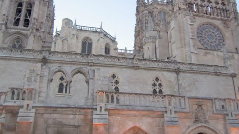 Visitando la catedral