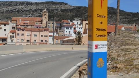 Ruta Jacobea CS, 2ª Etapa Puebla Tornesa-Sierra Engarceran 053