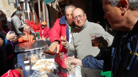 Ruta Jacobea 4ª etapa Segarrò-Vallivana 069