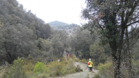 Ruta Jacobea 5ª etapa Vallivana-Morella 2016 010