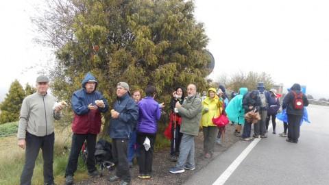 Ruta Jacobea 5ª etapa Vallivana-Morella 2016 030