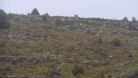 Ruta Jacobea 5ª etapa Vallivana-Morella 2016 040