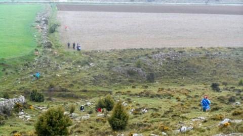 Ruta Jacobea 5ª etapa Vallivana-Morella 2016 042