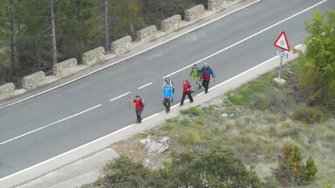 Ruta Jacobea 5ª etapa Vallivana-Morella 2016 058