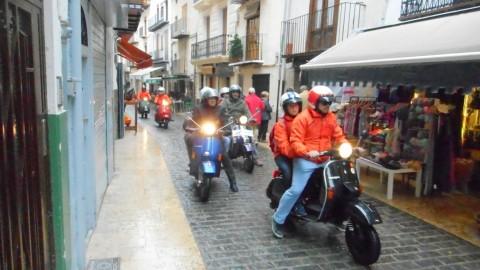 Ruta Jacobea 5ª etapa Vallivana-Morella 2016 067