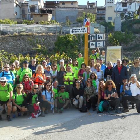 Ruta Jacobea 7ª Etapa Zorita-Aguaviva 002
