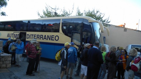 Ruta Jacobea CS, 3ª etapa Serra d`Engarceran-Segarró 002