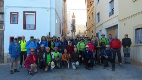 Ruta Jacobea CS, 3ª etapa Serra d`Engarceran-Segarró 003