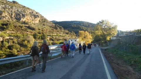Ruta Jacobea CS, 3ª etapa Serra d`Engarceran-Segarró 007