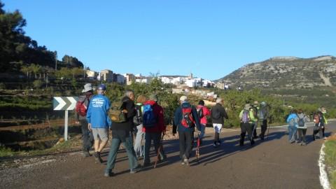 Ruta Jacobea CS, 3ª etapa Serra d`Engarceran-Segarró 015