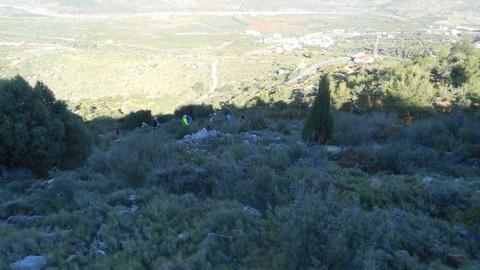 Ruta Jacobea CS, 3ª etapa Serra d`Engarceran-Segarró 036