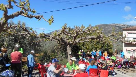 Ruta Jacobea CS, 3ª etapa Serra d`Engarceran-Segarró 045