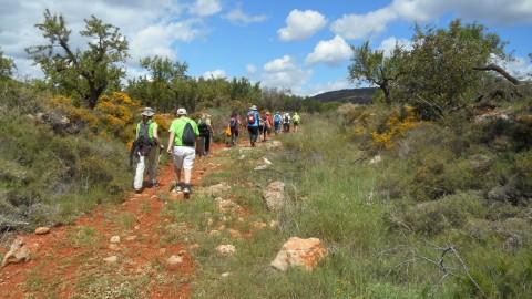 Ruta Jacobea CS, 3ª etapa Serra d`Engarceran-Segarró 052