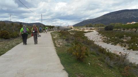 Ruta Jacobea CS, 3ª etapa Serra d`Engarceran-Segarró 057