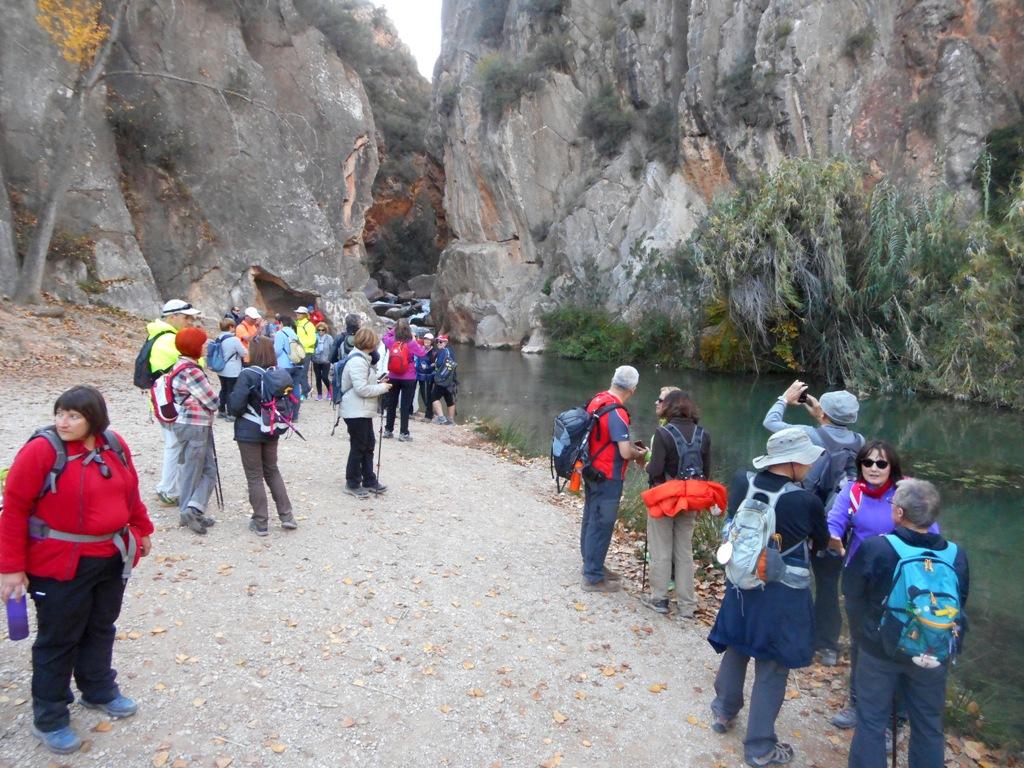 Ruta del Agua - Chelva 101