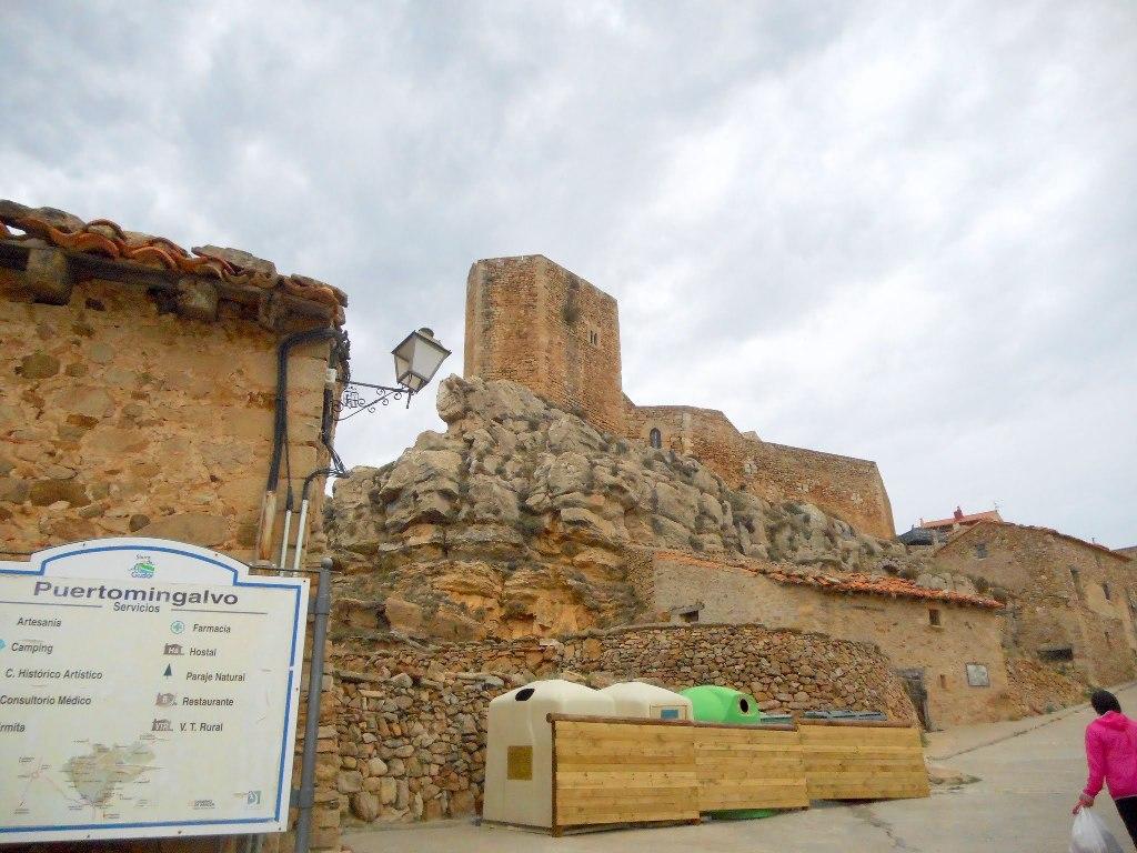 San Juan de Pe+¦agolosa - Villa Hermosa, por el Carbo. 161