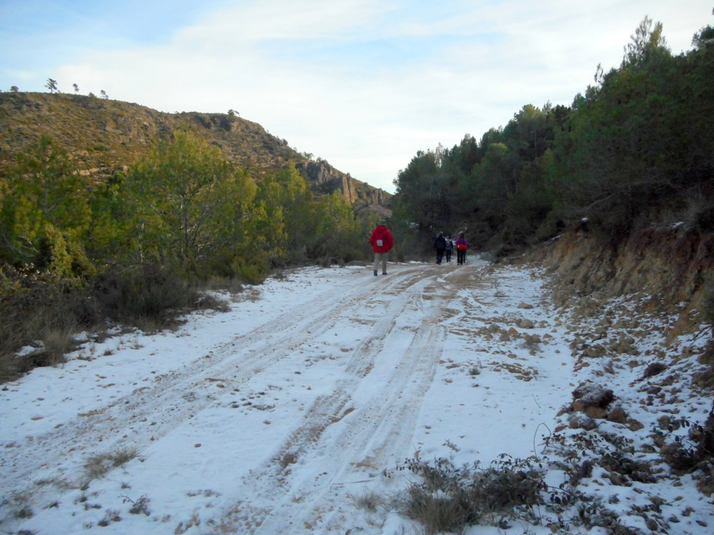 Pina de Montalgrao - Cueva de Cerdaña 022
