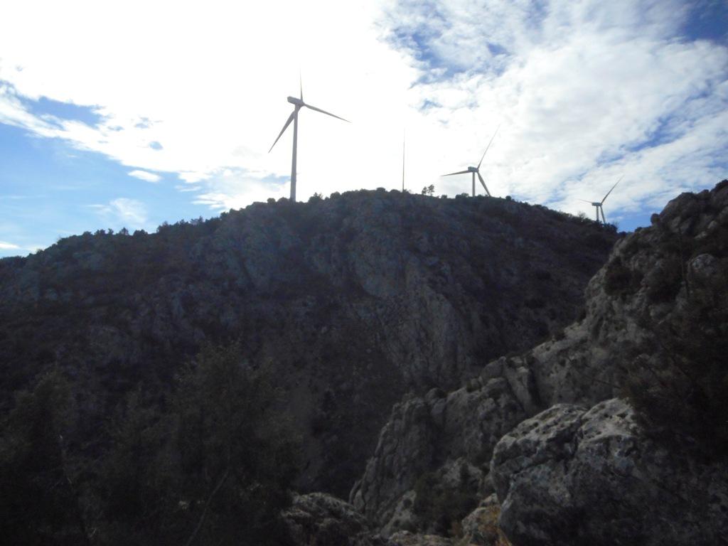Pina de Montalgrao - Cueva de Cerdaña 066