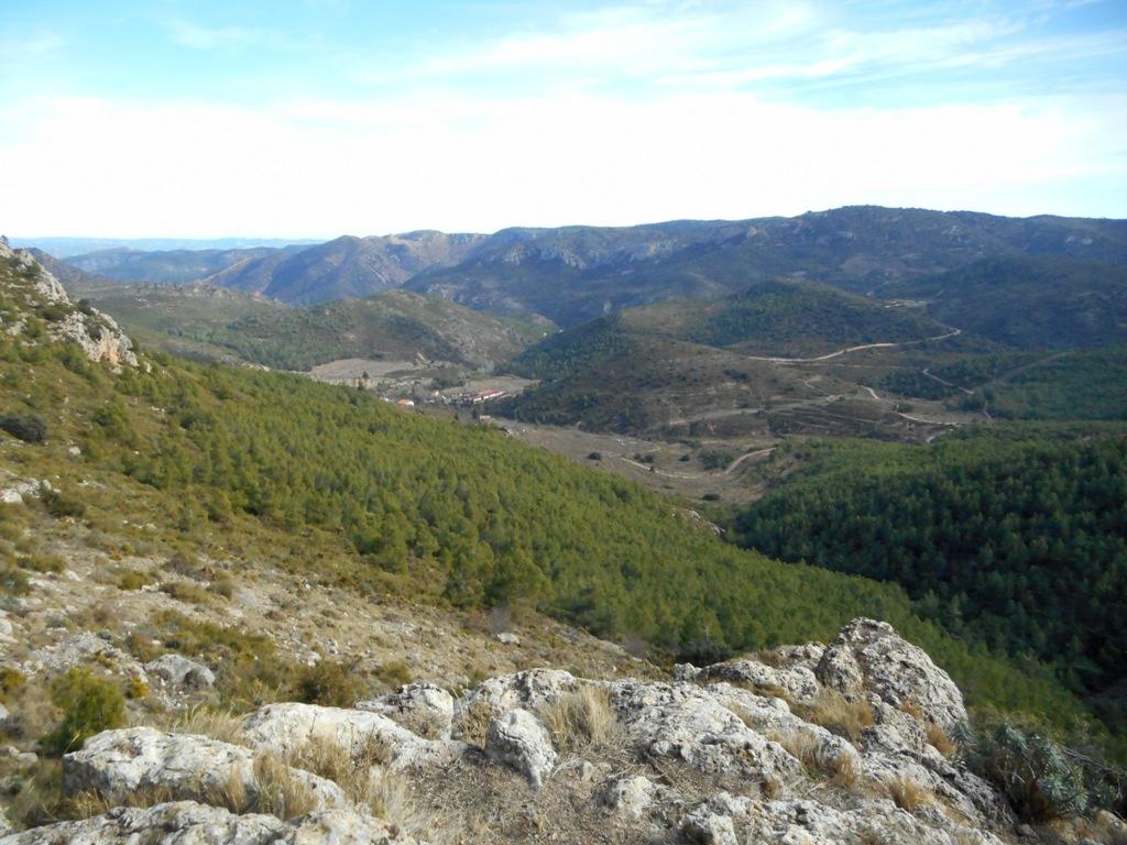 Pina de Montalgrao - Cueva de Cerdaña 067
