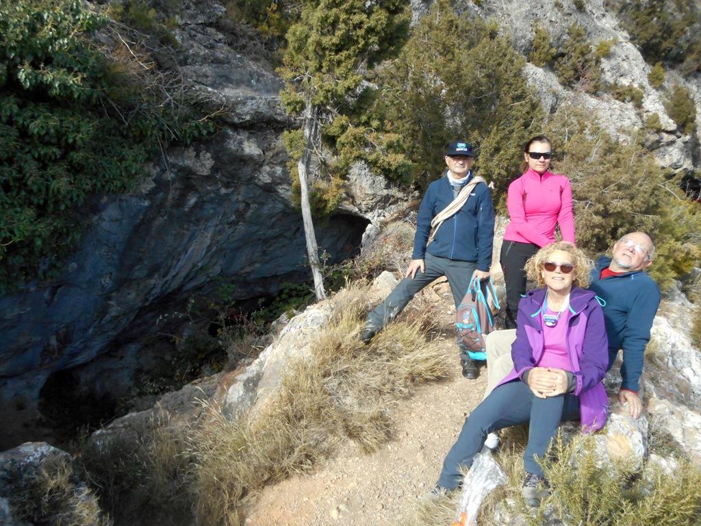 Pina de Montalgrao - Cueva de Cerdaña 069