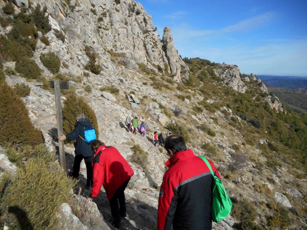 Pina de Montalgrao - Cueva de Cerdaña 071