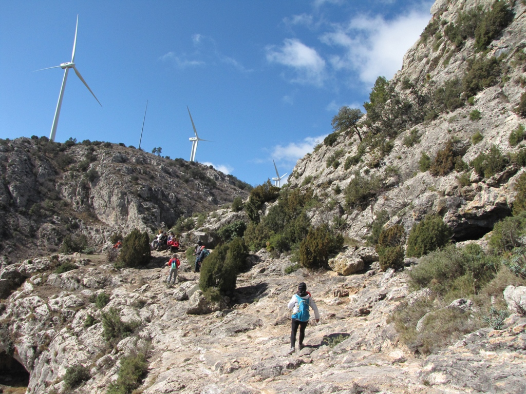 Pina de Montalgrao-Cueva Cerdaña 044
