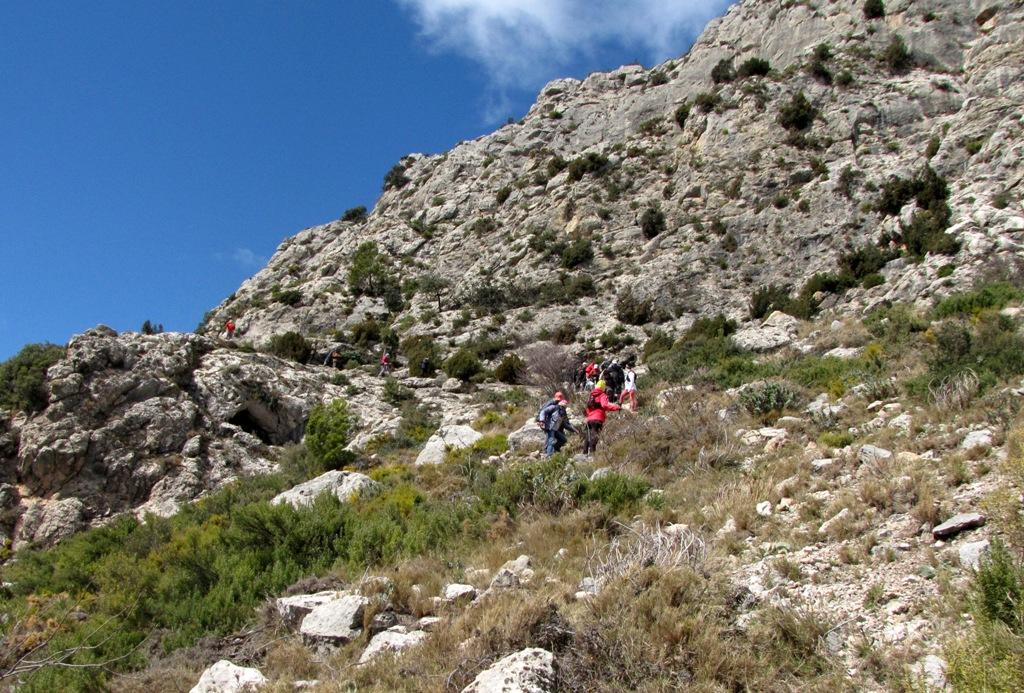 Pina de Montalgrao-Cueva Cerdaña 105