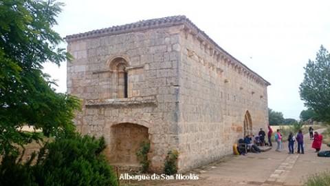 Albegue San Nicolas-500