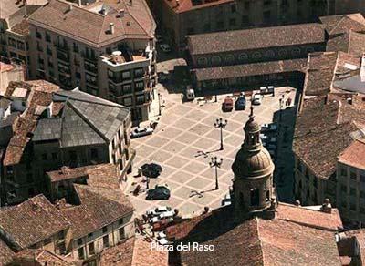 Plaza del Raso