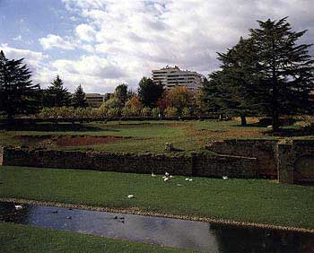 Jardines de la Taconara