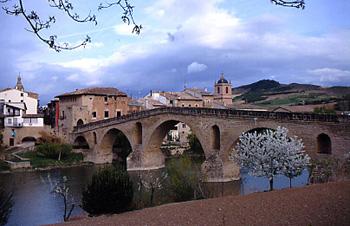 Puente de Piedra - Puente la Reina